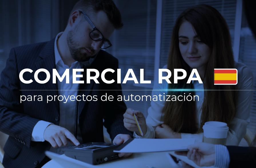 Comercial RPA